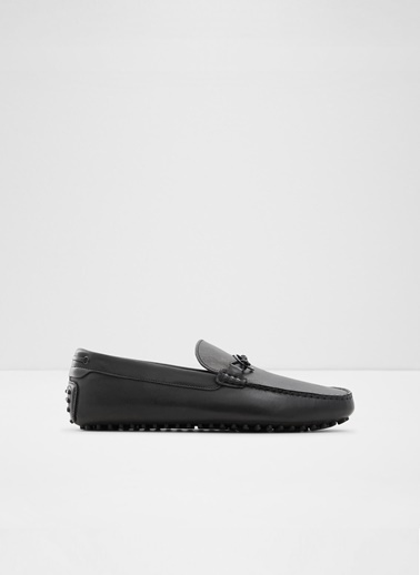 Aldo Guyaume - Siyah Erkek Loafer Siyah